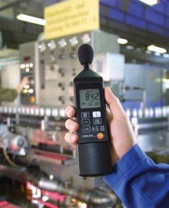 Medição de Ruídos e Monitoramento - Ruído Ambiental